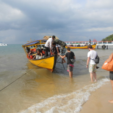 Sihanoukville et ses îles