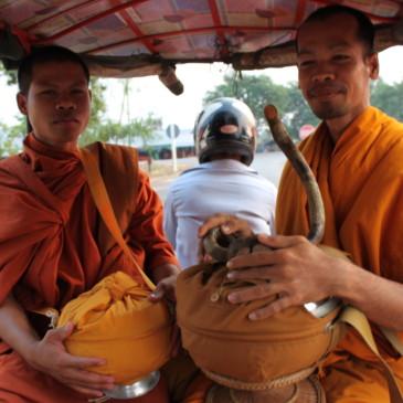 Kbal Spean et Banteay Srei