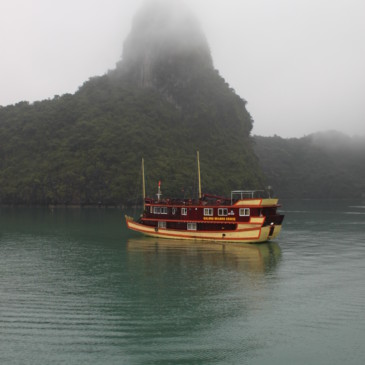 La baie d'Ha Long