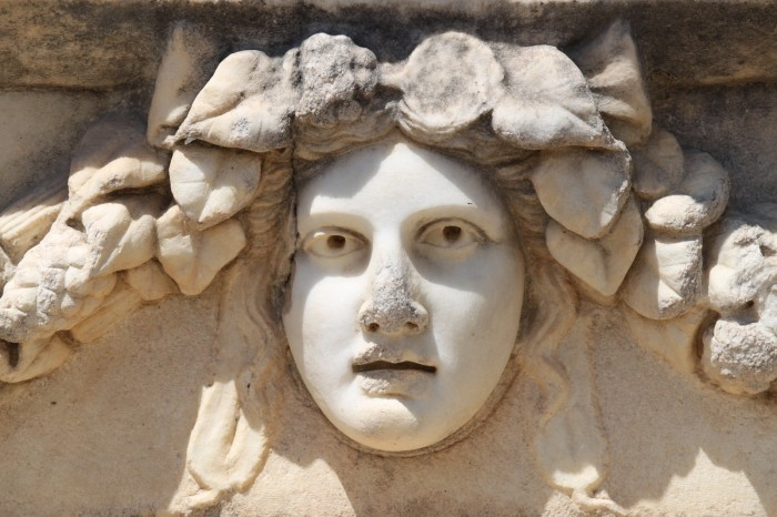 Portrait à Aphrodisias