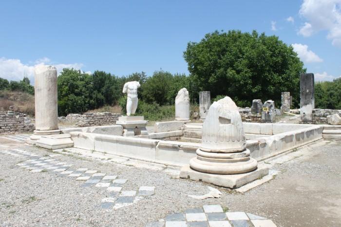 Ruines d'Aphrodisias