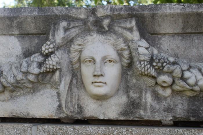 Frise à Aphrodisias