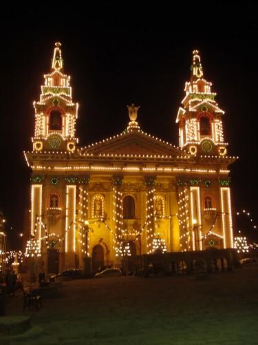 Eglise à La Valette