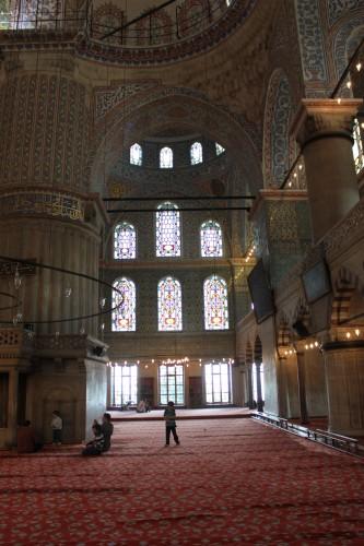 Mosquée d'Instabul
