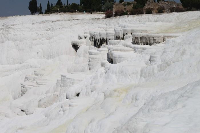 Les piscines de Pamukkale