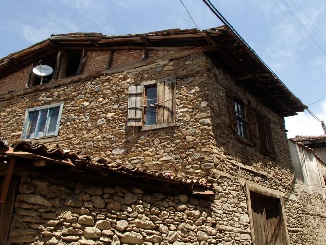 Maison de Birgi, Turquie