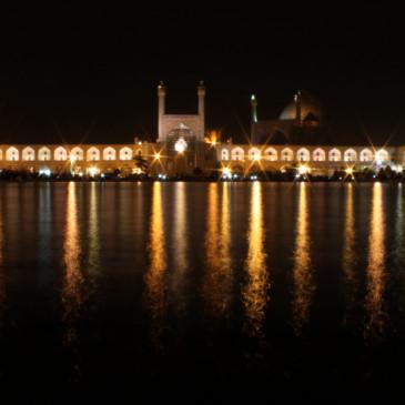 Esfahan ou la moitié du monde