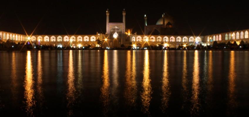 Mosquée Masjed-e chah