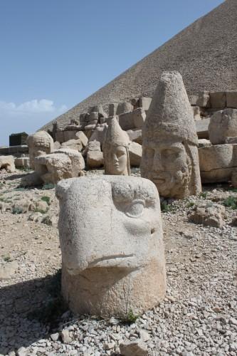 Statues de Nemrut Dagi