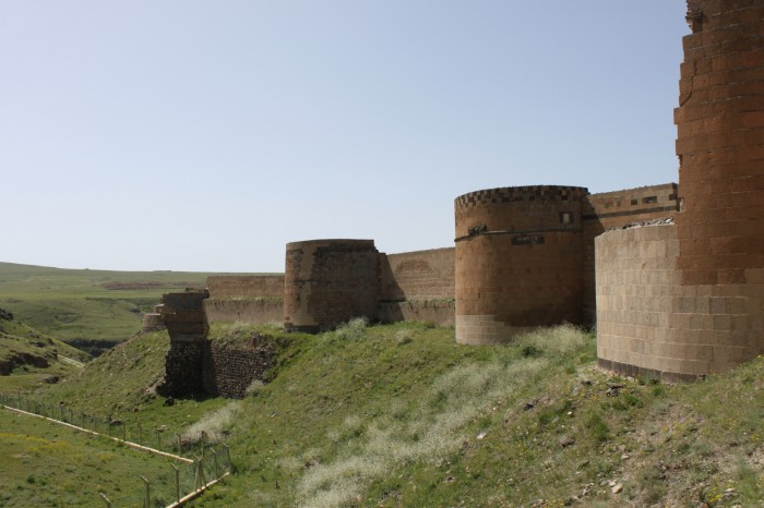 Fortifications d'Ani en Turquie