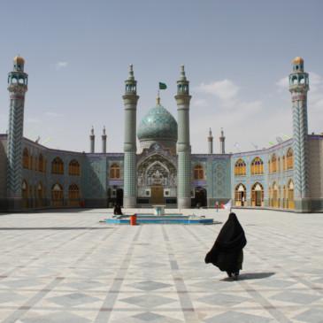 Kashan, aux portes du désert