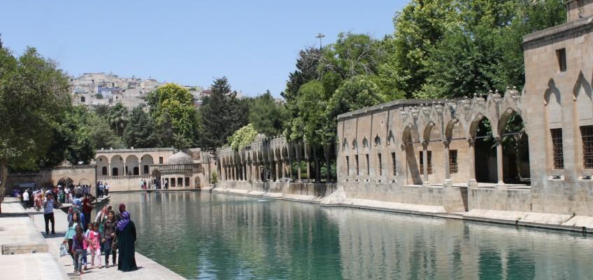 Le lac aux carpes sacrées