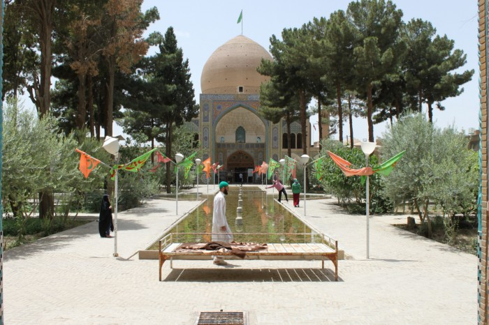 Ecole coranique de Kashan
