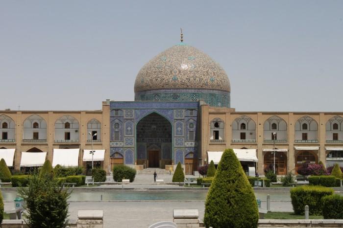 La mosquée des femmes du Cha Masjed-e Sheikh Lotfollah