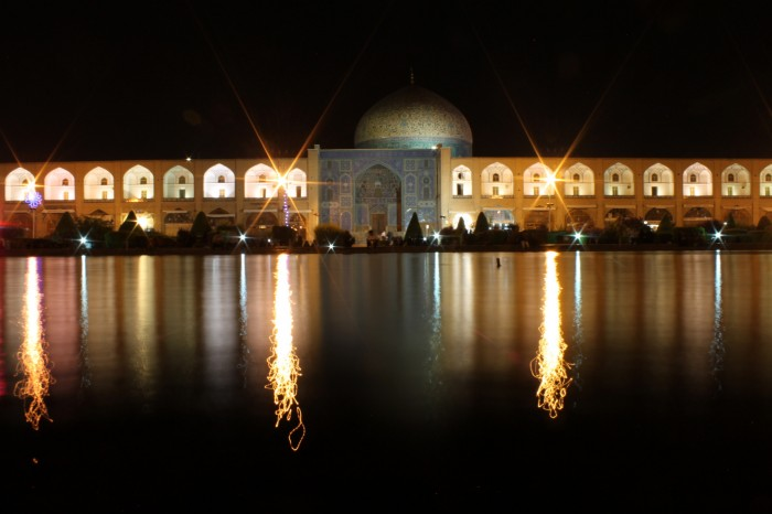 Mosquée Masjed-e Sheikh Lotfollah à Ispahan