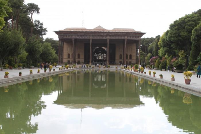 Palais Chehel Sotoun à Ispahan