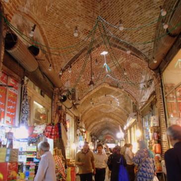 Iran, au pays de la carpette