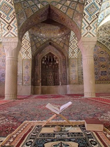 Mosquée Masjed-e Nasir-al-Molk à Shiraz