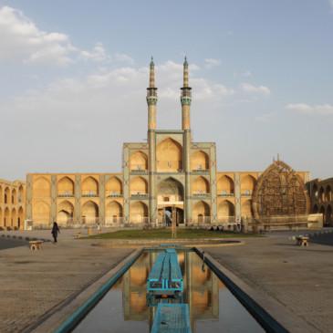 Yazd et les attrapeurs de vent