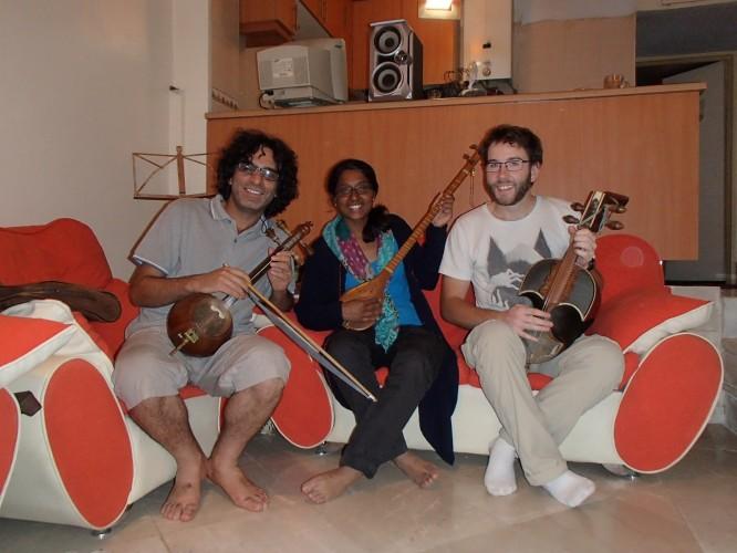 Groupe de musique iranienne