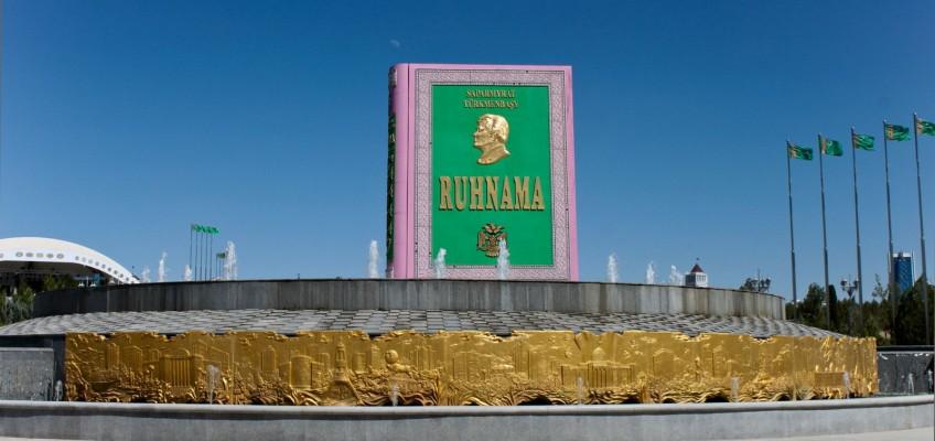 Ruhnama, le livre saint