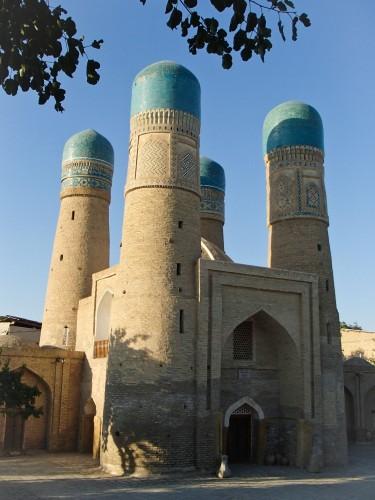 Char minar à Boukhara