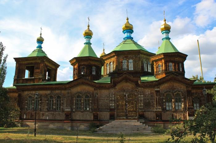Eglise de Karakol