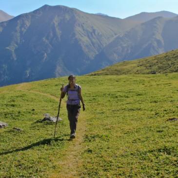 Les Monts Célestes du Kirghizstan
