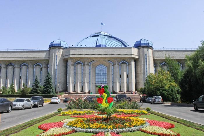 Bâtiment à Almaty