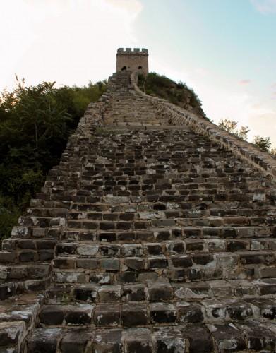 escalier-muraille-chine-simatai
