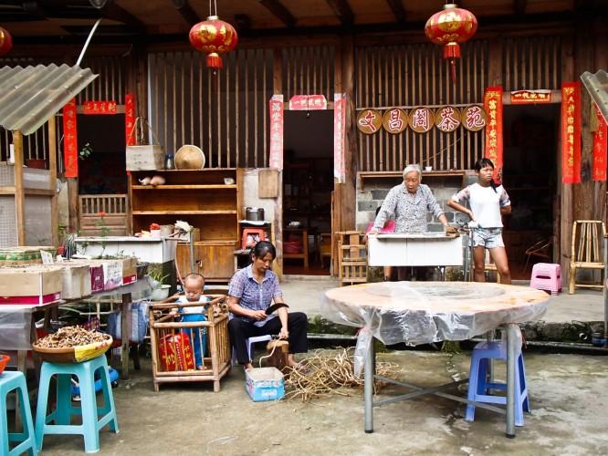 Habitants des tǔlóus