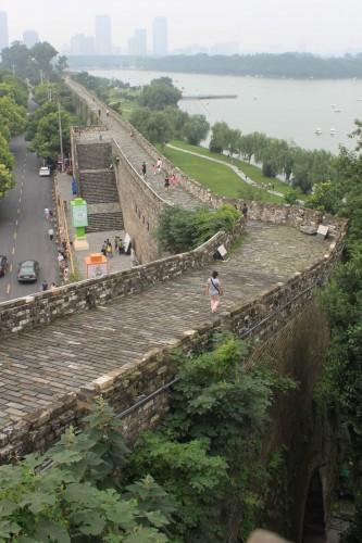 Muraille Ming de Nanjing