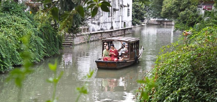 Un petit air de Venise