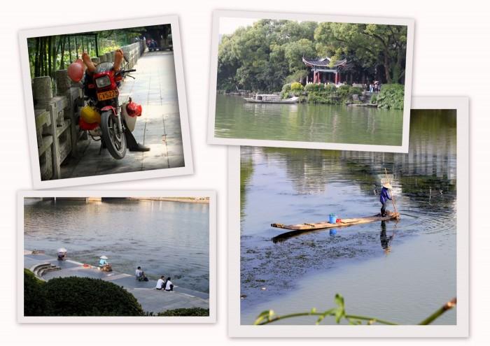 Détente autour des deux rivières et quatre lacs, Guilin