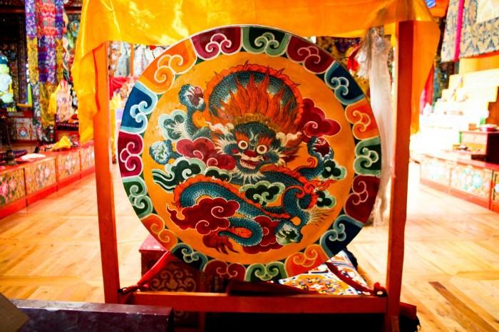 Gong temple Jingang