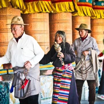 Le Tibet, où le vent porte les prières