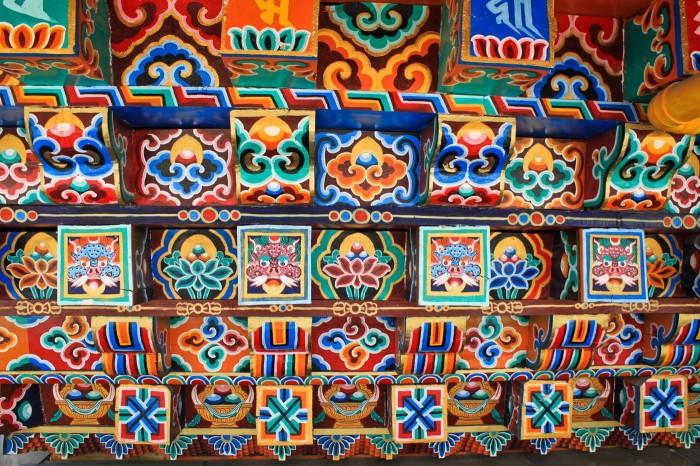 Temple -gompa-ganden-sumtseling, Shangri-La