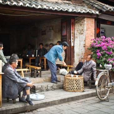 Les beautés fanées des cités du Yunnan