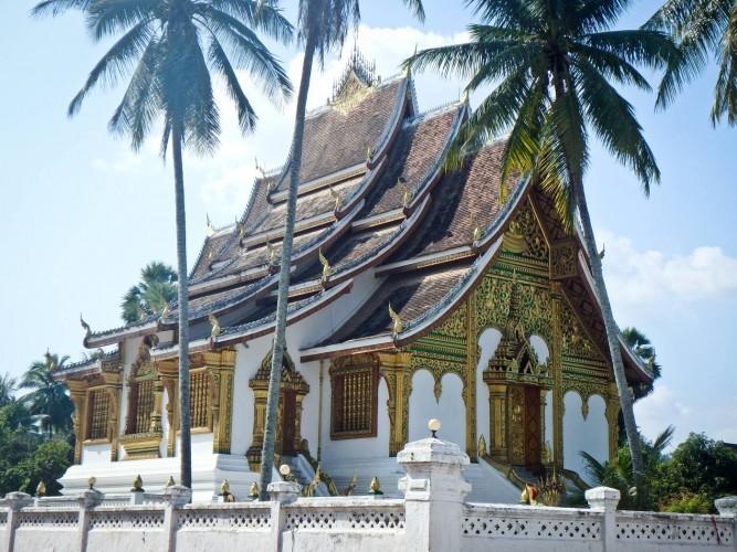 Le Haw Pha Bang à Luang Prabang