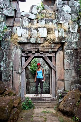 Wat Phu au sud du Laos
