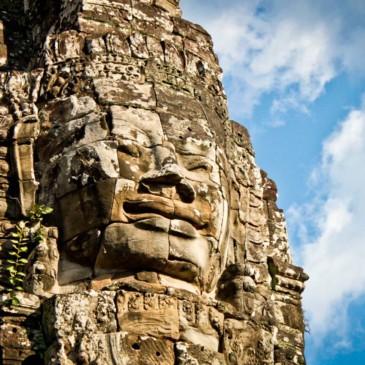 Une fin d'année lumineuse au Cambodge