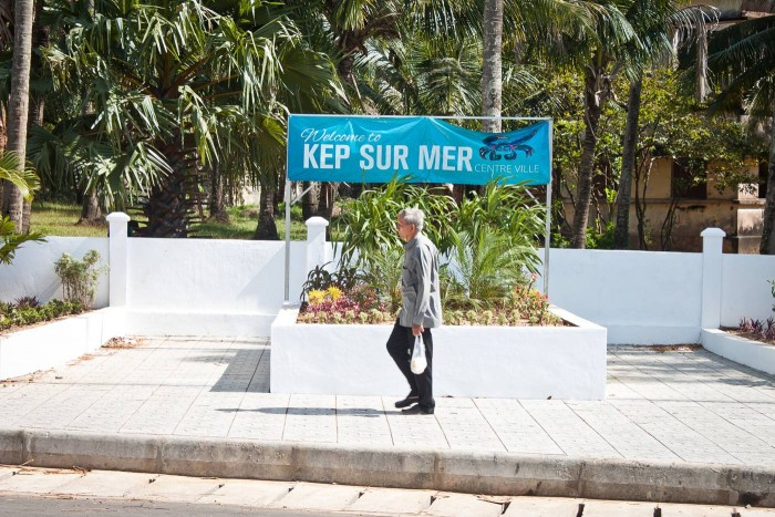 Panneau de kep, cambodge
