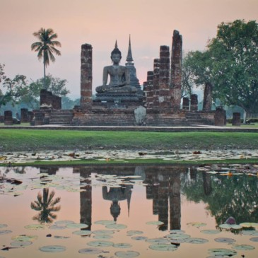 Des boucles, des bouddhas et des bulles en Thaïlande