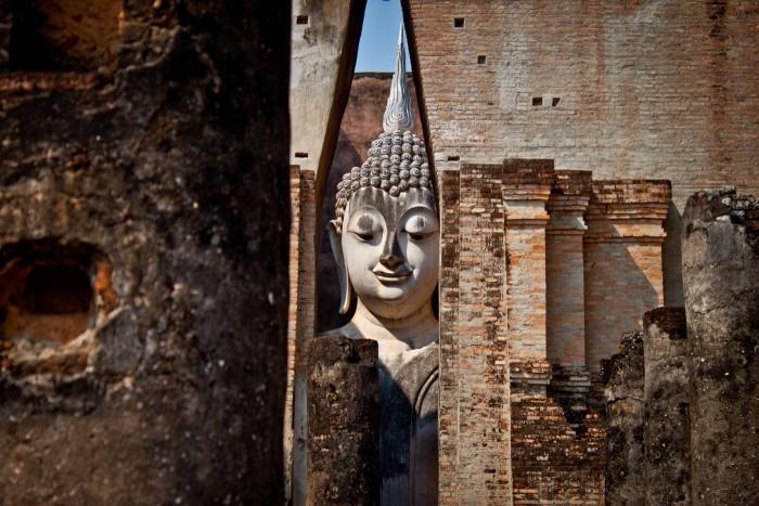 Sukhothai_bouddha