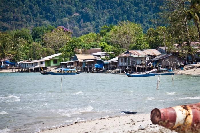 Langkawi_village
