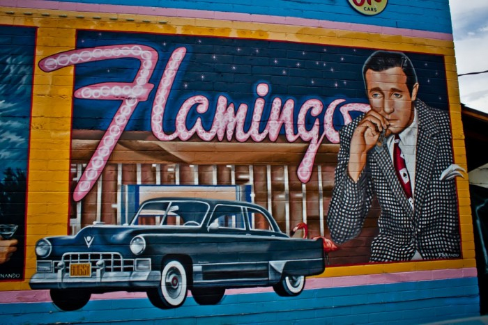 Bugsy Siegel et le Flamingo
