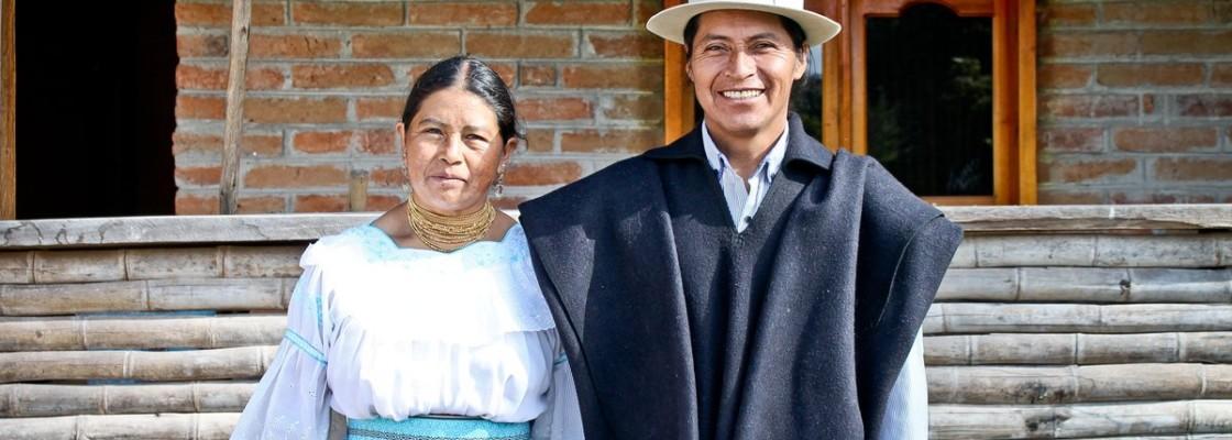 L'Equateur: communautés quichuas, volcans menaçants et araignées câlines
