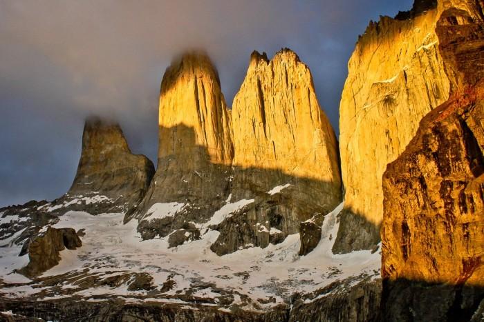 Pics des Torres del Paine, Chili