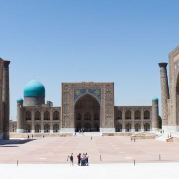 Ouzbékistan, royaume des Mille et Une Nuits