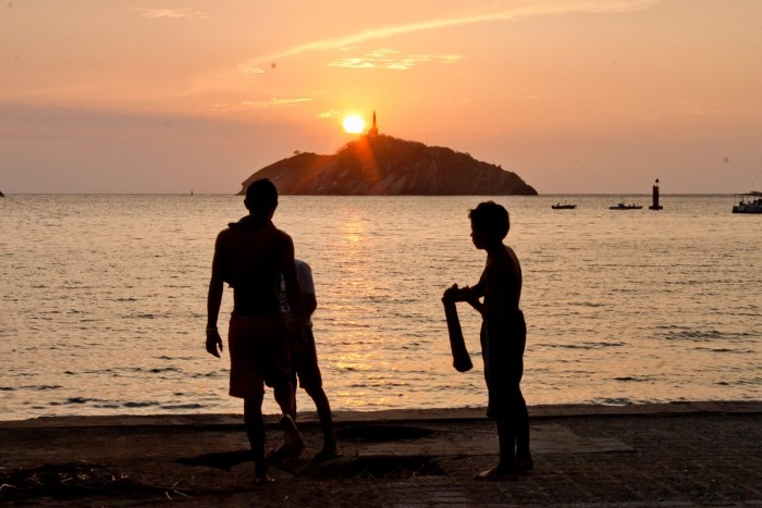 Santamarta_sunset
